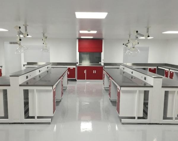 mesa para laboratorio resina fenólica