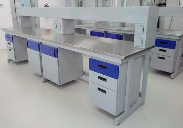 Mesa laboratorio slimfit